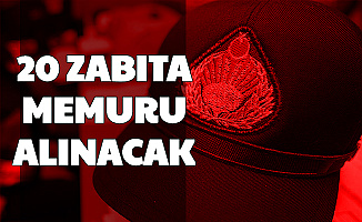 Cizre Belediyesi 65 KPSS ile 20 Zabıta Memuru Alımı Yapacak