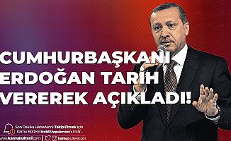 Cumhurbaşkanı Erdoğan Tarih Vererek Açıkladı! Nükleer Enerjide Yeni Dönem