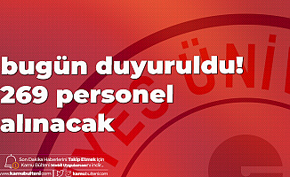 Duyuru Bugün Yayımlandı! Erciyes Üniversitesi'ne 269 Personel Alınacak