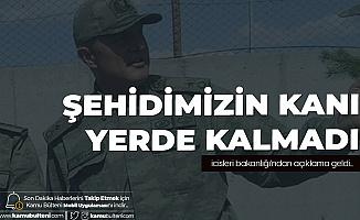 İçişleri Bakanlığı'ndan Açıklama: Jandarma Binbaşı Arslan Kulaksız'ı Şehit Eden Hainler Yakalandı