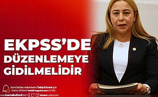 Konya Milletvekili Kara: EKPSS'de Engellilik Durumuna Göre Düzenleme Yapılmalı