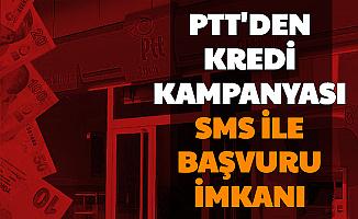 PTTBank'tan Kredi Başvurusu Açıklaması: SMS ile Başvuru İmkanı (Faizsiz Kredi Var mı?)