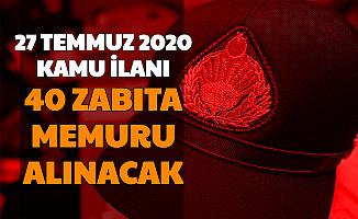 Şahinbey Belediyesi 40 Zabıta Memuru Alımı Yapacak