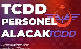 TCDD Personel Alımı için Başvurular 13 Temmuz'da Son Bulacak