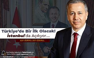 Vali Yerlikaya: Türkiye'de İlk Olacak! İstanbul'da Açılıyor - (Siber Güvenlik Lisesi)