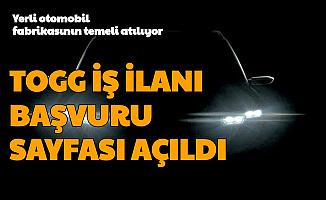 Yerli Otomobil Fabrikasında Çalışmak İsteyenler: TOGG İş Başvuru Sayfası Açıldı