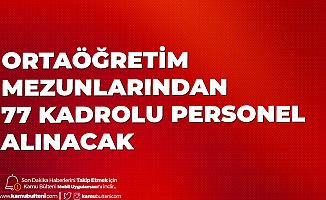 Zonguldak Bülent Ecevit Üniversitesi'ne İŞKUR Üzerinden Kadrolu Kamu İşçisi Alımı Yapılacak ( En Az Ortaöğretim Mezunlarından)