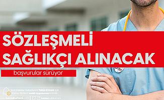 Aydın Adnan Menderes Üniversitesi'ne Sözleşmeli Sağlık Personeli Alımı için Başvurular Sürüyor