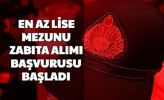 Başvuru Formu Yayımlandı: Sultangazi Belediyesi Zabıta Memuru Alımı Başvurusu Başladı