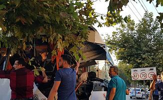 Bursa Nilüfer'de Feci Kaza: Ölü ve Yaralılar Var