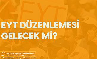 Emeklilikte Yaşa Takılanlar (EYT) Siyasi Parti Kurdu Ama...