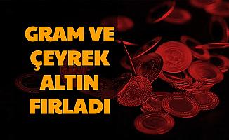 Flaş Haber: Çeyrek ve Gram Altın Fiyatları Fırladı (Neden Yükseliyor Tahminler Yorumlar Cumhuriyet , 22 Ayar Bilezik Fiyatı))