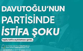 Gelecek Partisi Ankara İl Teşkilatı İstifa Etti