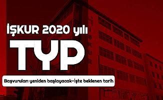 İŞKUR TYP İlanlarına Başvurular Yeniden Başlayacak-İşte Beklenen Tarih 2020