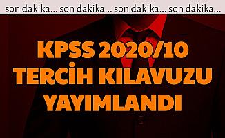 KPSS 2020/10 Tercih Kılavuzu Yayımlandı: Tarım ve Orman Bakanlı Kamu Personeli Alımı Yapacak