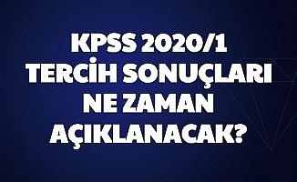 KPSS 2020/1 Tercih Sonuçları Ne Zaman Açıklanacak?
