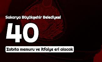 Sakarya Belediyesi İtfaiye Eri ve Zabıta Memuru Alımı Yapacak