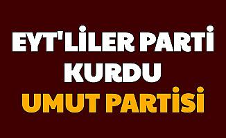 Son Dakika: Emeklilikte Yaşa Takılanlar (EYT) Parti Kurdu