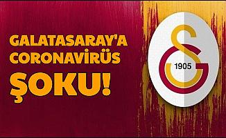 Son Dakika Haberi: Galatasaray'a Korona Şoku... İki Futbolcu Yakalandı