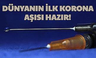 Son Dakika... Koronavirüs Aşısında Açıklama Geldi (Ne Zaman Türkiye'ye Gelecek?)