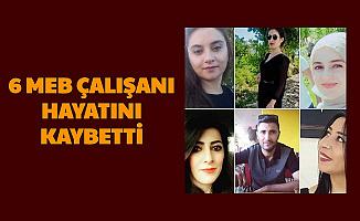 Yüksekova'daki Kazada Hayatını Kaybedenlerin İsimleri Açıklandı
