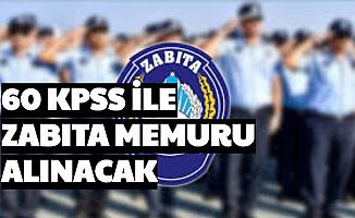 60 KPSS ile Sarıyer Belediyesi Zabıta Memuru Alımı Yapacak
