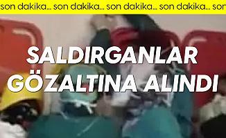Ankara'da Sağlıkçılara Yönelik Çirkin Saldırıyı Düzenleyen 2 Kişi Gözaltına Alındı