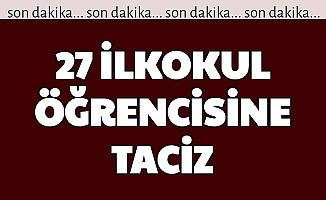 Antalya'da İğrenç Olay: Öğretmen, 27 İlkokul Öğrencisini Sınıfta Taciz Etti