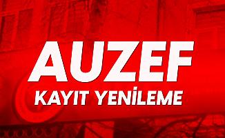 İstanbul Üniversitesi AUZEF Kayıt Yenileme İşlemleri Nasıl Yapılıyor?