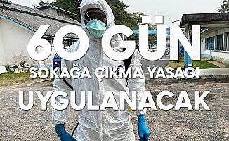 Kenya'da Koronavirüs Nedeniyle Uygulanan Sokağa Çıkma Yasağı 2 Ay Uzatıldı