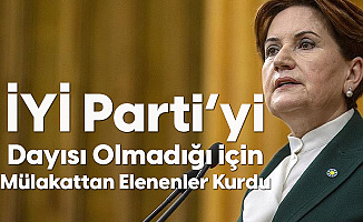 Meral Akşener: İYİ Parti'yi Dayısı Olmadığı için Mülakattan Elenenler, Üniversite Mezunu İşsizler Kurdu