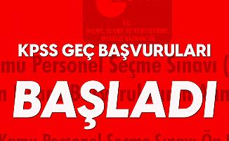 ÖSYM'de KPSS Ön Lisans Adaylarına Hatırlatma