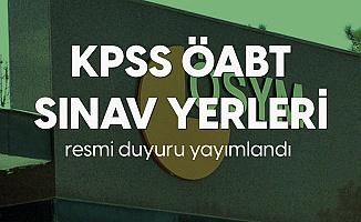 ÖSYM'den Duyuru Geldi: KPSS ÖABT Sınav Giriş Belgeleri Erişime Açıldı