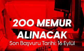 Sağlık Bakanlığı 200 Memur Alımı Başvuruları 16 Eylül'de Son Bulacak