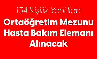 Ankara Üniversitesi'ne İŞKUR Üzerinden 134 Hasta Bakımı Elemanı Alımı Yapılacak
