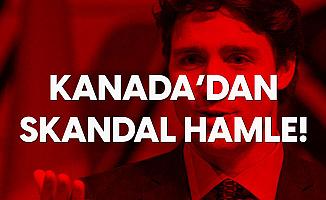Azerbaycan'ın İşgalci Ermenistan'dan Topraklarını Geri Alması Kanada Yönetiminin Zoruna Gitti!