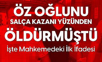 Bursa'da Salça Kazanı Yüzünden Oğlunu Öldüren Baba : Aslan gibi Çocuğumdu, Çok Pişmanım