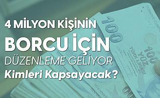 Cumhurbaşkanı Erdoğan'dan 4 Milyon Kişinin Borcu için Yapılandırma Talimatı (SGK Borçları, Vergi Borçları, KYK Borçları, Trafik Cezaları ve Daha Fazlası)