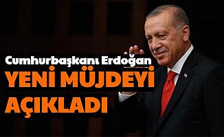 Cumhurbaşkanı Erdoğan Müjdeyi Açıkladı: İşte Yeni Doğalgaz Rezervi