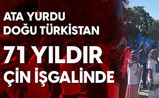 Doğu Türkistan 71 Yıldır Çin İşgalinde