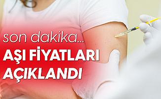 Grip Aşısı Fiyatları Belli Oldu! Aşı Alabilecek Kişiler e-Nabız Sistemine Yüklendi