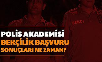İstanbul'a 400 Bekçi Alımı Başvuru Sonuçları Ne Zaman Açıklanacak?