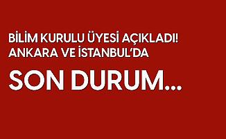 İstanbul ve Ankara'da Koronavirüs Vakaları Artıyor Çünkü...