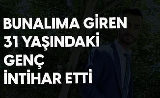 Kayseri'de 31 Yaşındaki Genç İntihar Etti