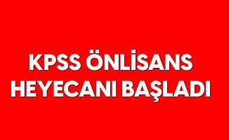 KPSS Önlisans Heyecanı Başladı! (KPSS Önlisans'ta Sınav Saat Kaçta Sona Erecek, KPSS Önlisans Kaç Dakika Sürüyor?)