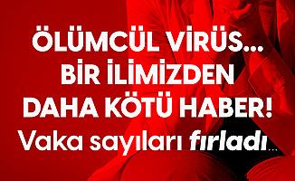 Malatya'da 20 Ekimden Sonra Koronavirüs Vaka Sayısı Fırladı