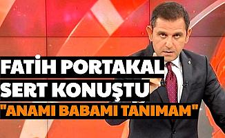 Neden İstifa Ettiğini Açıklayan Fatih Portakal'dan Flaş Açıklama