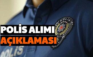 POMEM Polis Alımı Açıklaması Geldi-Eğitim Süresi Yeni Alım 2020