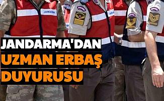 Resmi Açıklama Geldi: Jandarma Uzman Erbaş Duyurusu Yayımlandı 2020