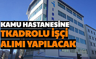 Sağlık Bilimleri Üniversitesi Sürekli İşçi Alımı Yapacak (Hastaneye Güvenlik, Temizlik ve Bakım Onarım Personeli)